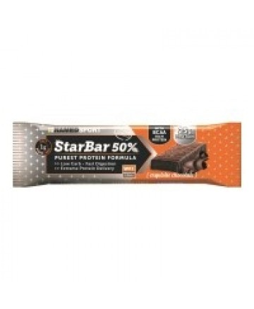 BARRITA STAR 50% PROTEINA CHOCOLATE (50 GR.)