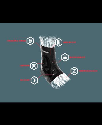 Tobillera Trizone Ankle