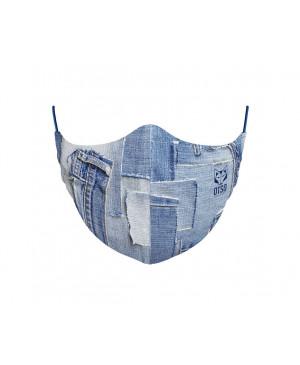 Mascarilla OTSO azul jeans