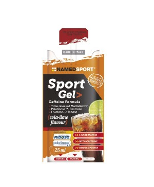 SPORT GEL CAFFEINE FORMULA (25 ML.)