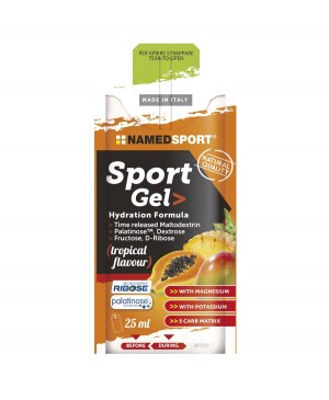 SPORT GEL HIDRATION FORMULA (25 ML.)
